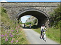 SK1462 : Cyclists on the Tissington Trail by Graham Hogg