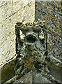ST9993 : Gargoyle, south-east corner, Church of All Saints, Oaksey, Wiltshire by Brian Robert Marshall