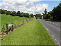 H6458 : Dungannon Road, Martray by Kenneth  Allen