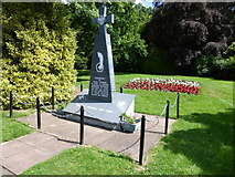 NT7853 : Polish Armoured Regiments Memorial by kim traynor