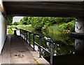 SJ3599 : The Leeds and Liverpool Canal at Fleetwood's Lane/Glovers Lane bridge (5A) by Ian Greig
