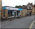 SP1620 : Sue Ryder Leckhampton Court Hospice charity shop, Bourton-on-the-Water by Jaggery
