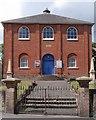 SP9211 : Akeman Street Baptist Chapel, Tring by Julian Osley
