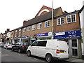 SJ7560 : Welles Street: DEBRA shop and former methodist chapel by Stephen Craven