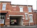 SJ7560 : Welles Street: entrance to Embury Court by Stephen Craven