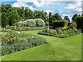 SE7169 : Garden, Castle Howard, Yorkshire by Christine Matthews