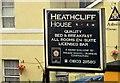 """SX9064 : """"A warm welcome to Heathcliff House"""" by Derek Harper"""