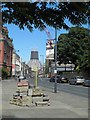 SJ3589 : A Case History sculpture on Hope Street Liverpool by Steve  Fareham