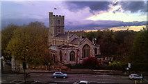 TQ2475 : All Saints by Peter McDermott