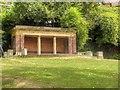 SK9771 : The Pavilion, Temple Gardens by David Dixon