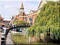 SK9771 : Lincoln Waterside by David Dixon