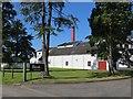 NJ0359 : Benromach Distillery by Richard Webb