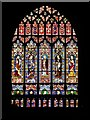 SK9771 : West Window, Lincoln Cathedral by David Dixon