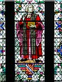 SK9771 : Stained Glass, Lincoln Cathedral by David Dixon
