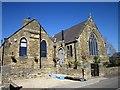 SE2562 : Former chapel, Shaw Mills by Derek Harper