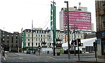 NS5965 : People Make Glasgow banner by Thomas Nugent