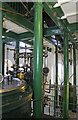 TQ1878 : Kew Bridge Steam Museum - Boulton & Watt beam engine by Chris Allen