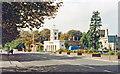 SU6100 : Gosport: entrance to St George's Barracks by Ben Brooksbank