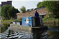 SP0586 : 'Aquarius' heads through Birmingham by Stephen McKay