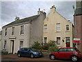 NS8843 : 38 and 40 Broomgate, Lanark by Elliott Simpson