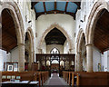 SK7267 : Church of St Michael, Laxton by Alan Murray-Rust