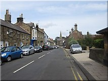 NU2410 : Northumberland Street, Alnmouth by Graham Robson