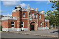 TQ7308 : Former drill hall, Down Road by Oast House Archive
