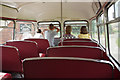 SO9491 : Aboard the bus - Black Country Living Museum by Stephen McKay