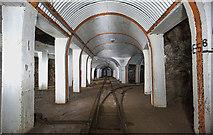SK1827 : RAF Fauld underground munitions storage depot by Noel Jenkins