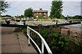 SE5123 : Bank Dole Lock, Knottingley by Ian S