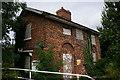 SE5123 : Lock keepers house, Bank Dole Lock, Knottingley by Ian S