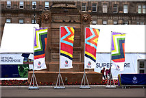 NS5965 : In George Square by Anthony O'Neil
