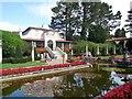 SZ0589 : Italian Villa, Compton Acres by Paul Gillett