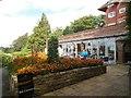 SZ0589 : Harbour View Café, Compton Acres by Paul Gillett