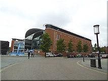 TG2208 : Norwich Forum by Stephen Craven