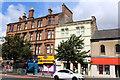NS6161 : Main Street, Rutherglen by Leslie Barrie