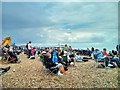 TV6198 : Eastbourne Beach by PAUL FARMER