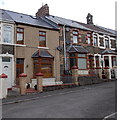 SS9092 : Church Street houses, Blaengarw by Jaggery