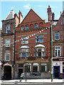 SK5739 : 111 Carrington Street, Nottingham by Stephen Richards