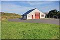 NC1544 : Scourie Fire Station by Mick Garratt