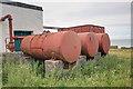 NC2574 : Redundant Tanks by Mick Garratt