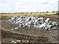 TM4488 : A heap of rubble by Evelyn Simak
