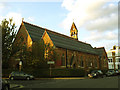 TQ2479 : St Matthew's church, Sinclair Road, Kensington by Stephen Craven