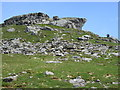 """NN2506 : North top of """"The Cobbler� by Peter S"""