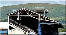 J3272 : The South Stand, Windsor Park, Belfast (August 2014) by Albert Bridge