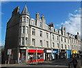 NJ9406 : Washington Buildings, King Street, Aberdeen by Bill Harrison