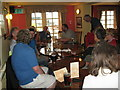 SU4208 : Eve of AGM 2014 Geographers in Hythe 1-Hants by Martin Richard Phelan