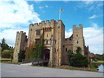 TQ4745 : Hever Castle by Malc McDonald