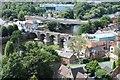 SO5039 : Wye Bridge, Hereford by Philip Halling