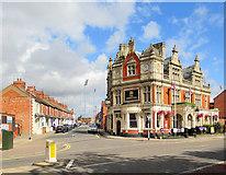 SP7761 : Northampton: The Abington by John Sutton